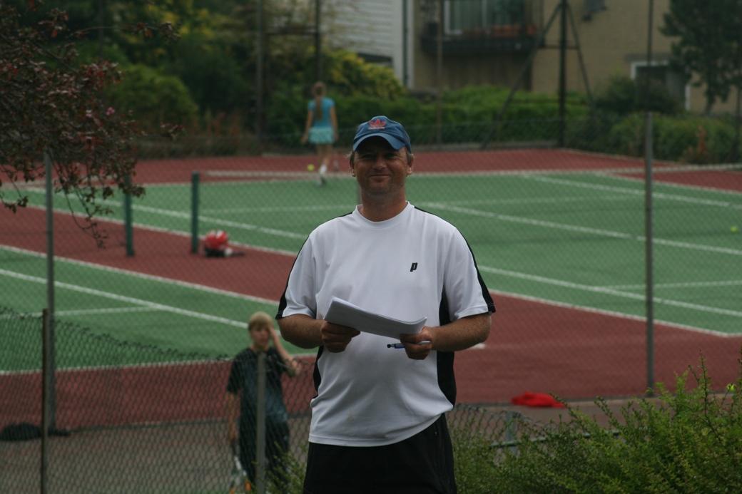 Richard Senior - Head Coach