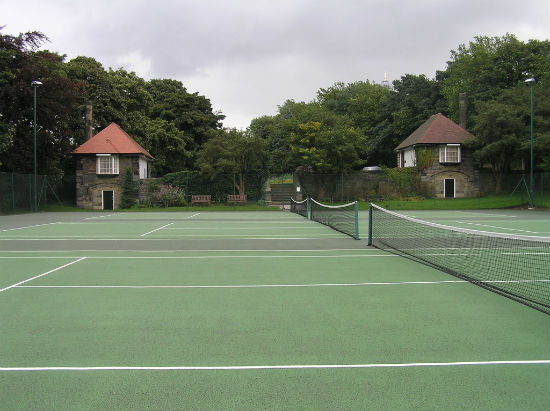 About Salts Tennis Club